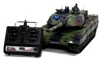 Танк на радиоуправлении 1:16 Heng Long Leopard II A6