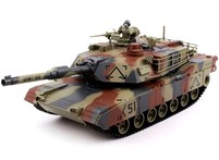 Танк на радиоуправлении M1A2 Abrams