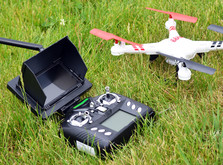 Квадрокоптер на радиоуправлении WL Toys V686G Explore с FPV системой-фото 5