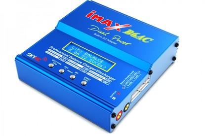 Зарядное устройство SkyRC iMAX B6AC V2 6A/50W с/БП универсальное (ОРИГИНАЛ)
