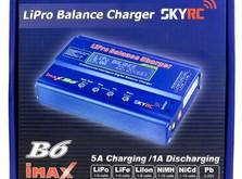 Зарядное устройство SkyRC iMAX B6 5A/50W Оригинал-фото 3
