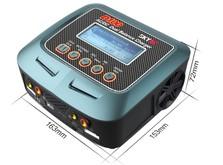 Зарядное устройство дуо SkyRC D100 (Оригинал)-фото 5