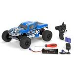 Автомобиль конструктор ECX AMP Monster Truck 1:10 BTD KIT
