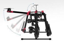 Квадрокоптер для расселения(внесения) трихограммы на базе DJI S 900-фото 4