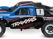 Автомобиль Traxxas Nitro Slash Short Course 1:10 RTR-фото 2