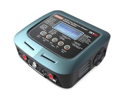 Зарядное устройство дуо SkyRC D200 20A/300W с/БП универсальное