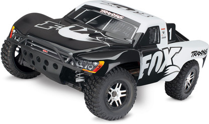 Автомобиль Traxxas Slash 4x4 Ultimate PRO Short Course 1:10 RTR 4WD TSM OBA WiFi