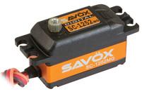 Сервопривод цифровой Savox 4,5-7 кг/см 4,8-6 В 0,08-0,07 сек/60° 44,5 г