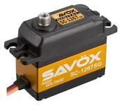 Сервопривод цифровой Savox HV 11-13-20,2 кг/см 4,8-6-7,4 В 0,14-0,11-0,095 сек/60° 62 г