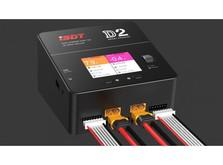 Зарядное устройство ISDT D2 Dual XT60 AC 100-240 В 12 A 200 Вт 1-6S-фото 3