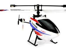 Радиоуправляемый вертолет 2.4GHz WL Toys V911-pro Skywalker-фото 2