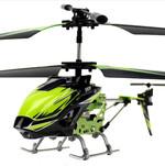 Радиоуправляемый вертолёт WL Toys S929 с автопилотом