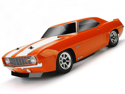 Автомобиль HPI Sprint 2 Sport 1969 Chevrolet Camaro 4WD 1:10 EP 2.4GHz (RTR Version)