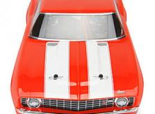 Автомобиль HPI Sprint 2 Sport 1969 Chevrolet Camaro 4WD 1:10 EP 2.4GHz (RTR Version)-фото 8