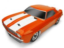 Автомобиль HPI Sprint 2 Sport 1969 Chevrolet Camaro 4WD 1:10 EP 2.4GHz (RTR Version)-фото 3
