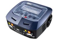 Зарядное устройство дуо SkyRC D100 V2 10A/100WxAC/200WxDC с блоком питания, универсальное