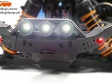 Радиоуправляемый монстр 1:10 Team Magic E5 коллекторный ARTR-фото 9