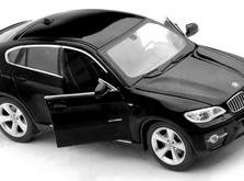 Машинка на радиоуправлении Meizhi BMW X6 в масштабе 1:24-фото 2
