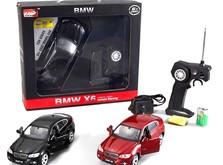 Машинка на радиоуправлении Meizhi BMW X6 в масштабе 1:24-фото 7