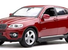 Машинка на радиоуправлении Meizhi BMW X6 в масштабе 1:24-фото 3