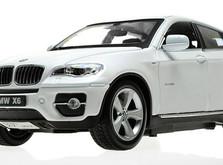 Машинка на радиоуправлении Meizhi BMW X6 в масштабе 1:24-фото 5