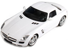Машинка на радиоуправлении 1:14 Meizhi Mercedes-Benz SLS AMG-фото 6