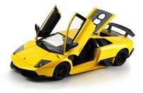 Машинка на радиоуправлении 1:18 Meizhi Lamborghini LP670-4 SV металлическая