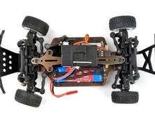 Трагги на радиоуправлении 1:24 WL Toys 4WD-фото 3