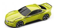 Модель автомобиля BMW 3.0 CSL Hommage. масштаб 1:18
