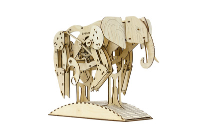 Деревянный конструктор Слон