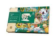 Деревянный конструктор Слон-фото 4