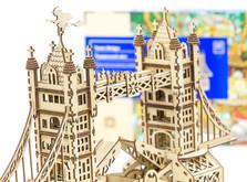 Деревянный конструктор Тауэрский мост-фото 2