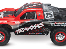 Автомобиль Traxxas Slash Brushless Short Course 1:10 RTR-фото 7
