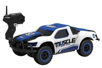 Машинка микро на радиоуправлении 1:43 HB Toys Muscle