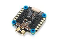 Бесколлекторный регулятор хода 4-в-1 HOBBYWING XRotor 4x45A BLHeli_32 3-6S для мультикоптеров