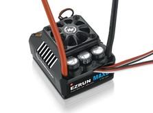 Бесколлекторный регулятор HOBBYWING EZRUN MAX6 160A 3-8S для автомоделей-фото 3