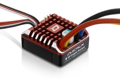 Коллекторный регулятор HOBBYWING QUICRUN WP-CRAWLER 80A для краулеров