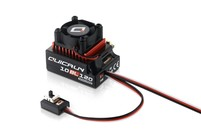 Бесколлекторный сенсорный регулятор HOBBYWING QUICRUN 10BL120 120A 2-3S для автомоделей