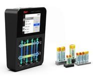 Интеллектуальное зарядное устройство ISDT C4 AC 100-240 DC 12-24 В 8 A 25 Вт с блоком питания