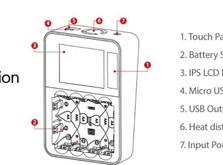 Интеллектуальное зарядное устройство ISDT C4 AC 100-240 DC 12-24 В 8 A 25 Вт с блоком питания-фото 4