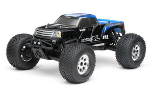 Автомобиль HPI Savage XL 5.9 Nitro Gigante 4WD 1:8 2.4GHz (Blue RTR Version)