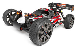 Автомобиль HPI Trophy 3.5 Nitro Buggy 4WD 1:8 2.4GHz (RTR Version)
