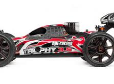 Автомобиль HPI Trophy 3.5 Nitro Buggy 4WD 1:8 2.4GHz (RTR Version)-фото 2