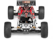 Автомобиль HPI Trophy 4.6 Nitro Truggy 4WD 1:8 2.4GHz (RTR Version)-фото 6