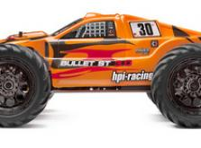 Автомобиль HPI Bullet ST 3.0 Nitro 4WD 1:10 2.4GHz (RTR Version)-фото 3