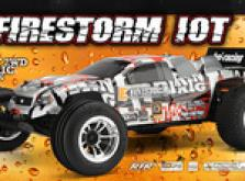 Автомобиль HPI E-Firestorm 10T DSX-2 2WD 1:10 EP 2.4GHz (RTR Version)-фото 8