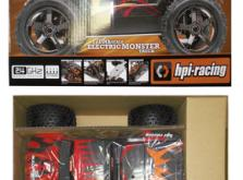 Автомобиль HPI Bullet MT Flux 4WD 1:10 EP 2.4GHz (RTR Version)-фото 5