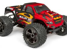 Автомобиль HPI Bullet MT Flux 4WD 1:10 EP 2.4GHz (RTR Version)-фото 11