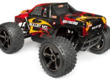 Автомобиль HPI Bullet MT Flux 4WD 1:10 EP 2.4GHz (RTR Version)-фото 1