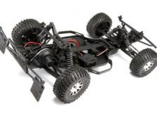 Автомобиль HPI Blitz Scorpion 2WD 1:10 EP 2.4GHz (Black/Orange RTR Version)-фото 4